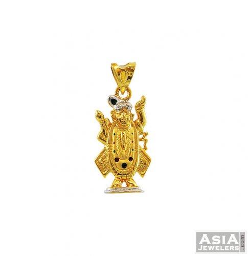 22k gold krishna pendant ajpe55943 us 277 22k yellow gold 22k gold krishna pendant aloadofball Gallery
