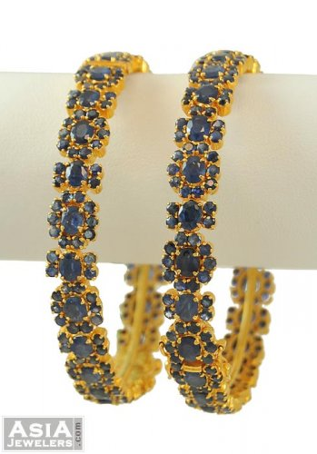 ds asp jewelry elegant bracelets don sapphire colored category s bangles stone