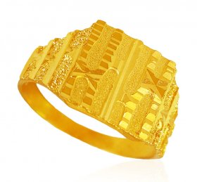 Mens Rings 22K Mens Gold Ring collection